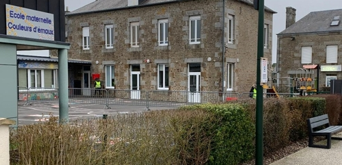 Covid 19 : une classe maternelle de St Germain de Tallevende fermée...