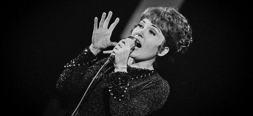 La chanteuse Rika Zaraï est décédée