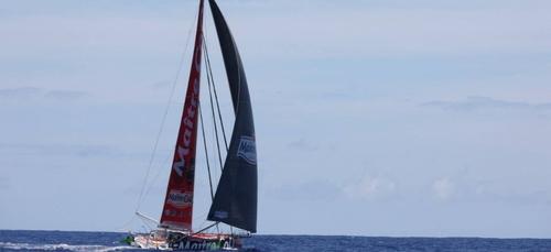 Yannick Bestaven remporte le Vendée Globe !