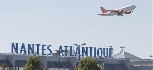 Nantes : l'aéroport bientôt accessible en train