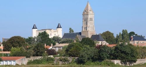 Noirmoutier : l'île passe en alerte renforcée covid