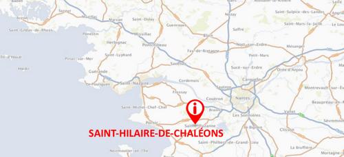 Saint-Hilaire-de-Chaléons : une conductrice décède dans une sortie...