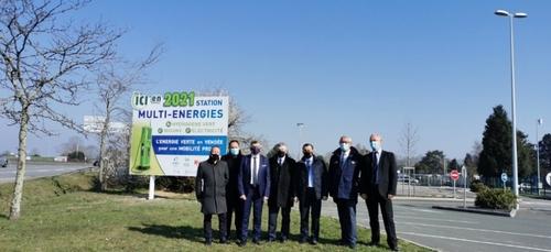 """À La Roche-sur-Yon, un """"pôle d'innovation énergie"""" à la place de..."""