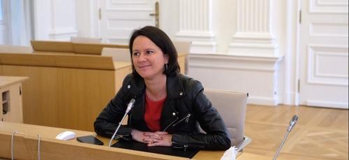 Cas contact, la maire de Nantes Johanna Rolland s'isole