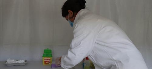 Saint-Nazaire : campagne de dépistage à Aristide-Briand