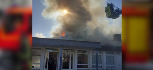 Thouaré-sur-Loire : l'école maternelle fermée après un incendie