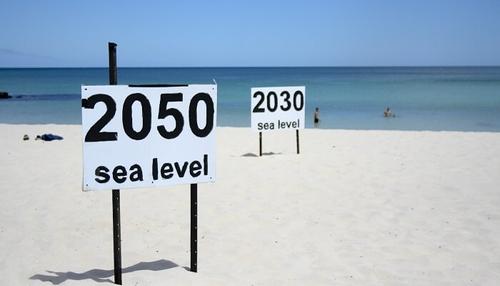 Réchauffement climatique : le littoral de Loire-Atlantique sous les...