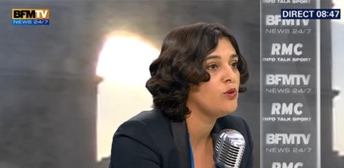 La ministre du travail collée sur une question sur le CDD...