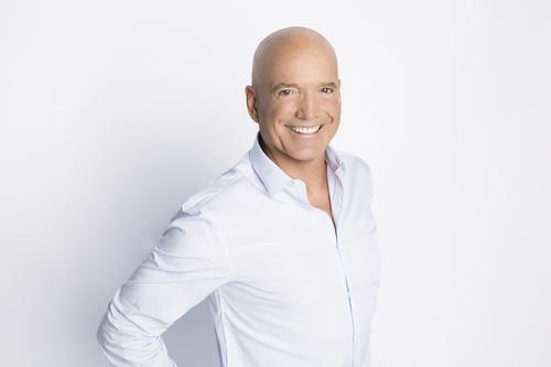 Louis Bodin, Mr Météo sur TF1, à La Baule ce mercredi
