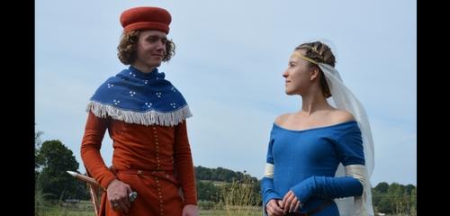 Ce weekend au château de Clisson : replongez-vous dans le XIVème...