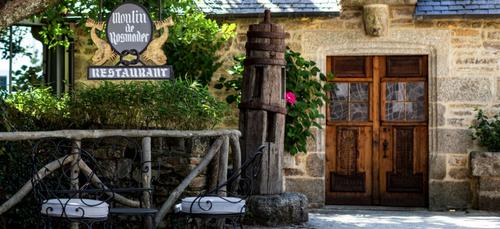 Pont-Aven: L'étoile Michelin pour le Moulin de Rosmadec!