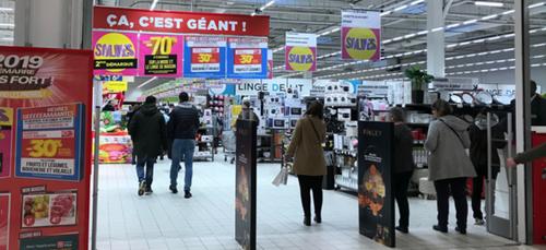 Covid-19: Quels centres commerciaux sont fermés dans la région?