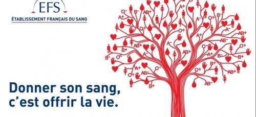 Campénéac: Collecte de sang mercredi 3 février