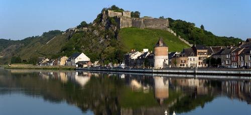 Givet Adventure expulsé du Fort de Charlemont