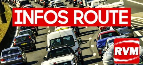 Accident à Cliron : la circulation bloquée ce matin