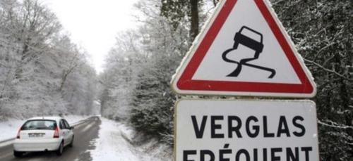 Episode neigeux dans les Ardennes : prudence !