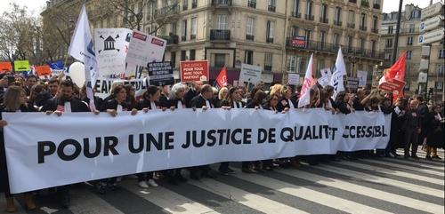 Réforme de la justice : les avocats ardennais parmi les...