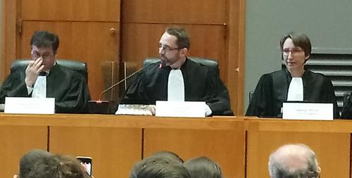 Un nouveau Président au Tribunal de Grande Instance de...