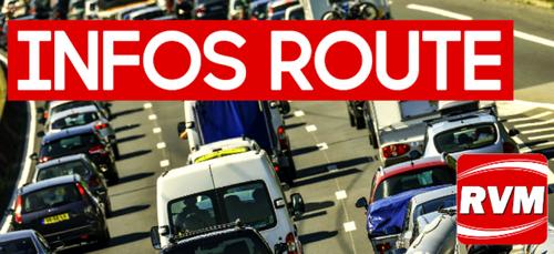 La RD4 bloquée entre Mouzon et Remilly-Aillicourt après un accident