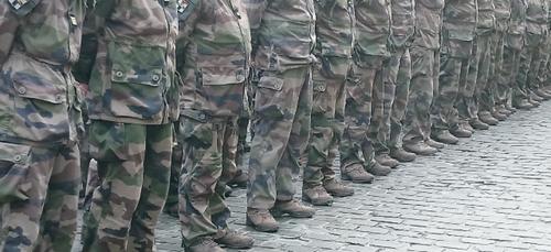 Boris Ravignon demande le renfort des militaires pour faire...