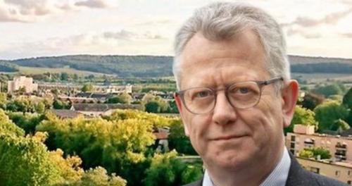Municipales : le maire sortant Didier Herbillon réélu à Sedan