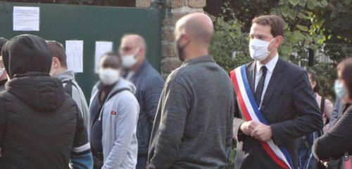 Rentrée scolaire : la Ville de Charleville met des masques à...