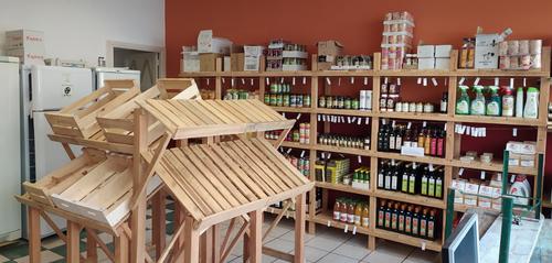 Le magasin participatif de la Marcasserie ouvre ses portes à...
