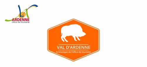 La boutique de l'office de tourisme Val d'Ardenne