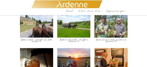 L'Office de Tourisme des Crêtes préardennaises propose des idées de...