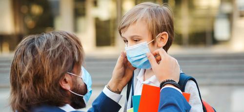 Covid-19 : des tests salivaires proposés à plus de 1 000 écoliers...