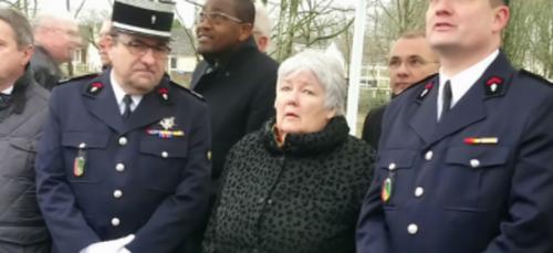 La Ministre Jacqueline Gourault en déplacement dans les Ardennes
