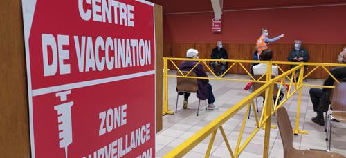 Plusieurs centres de vaccination ouvert le week-end dans les Ardennes
