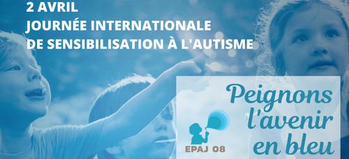 La journée mondiale de sensibilisation à l'autisme