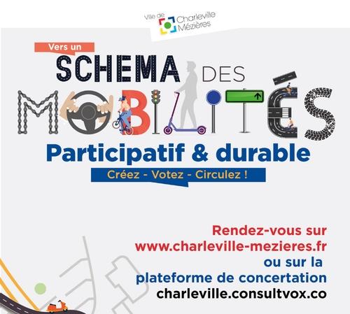 Circulation à l'avenir et consultation à Charleville-Mézières