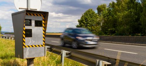 Un jeune permis se fait flasher à 147km/h