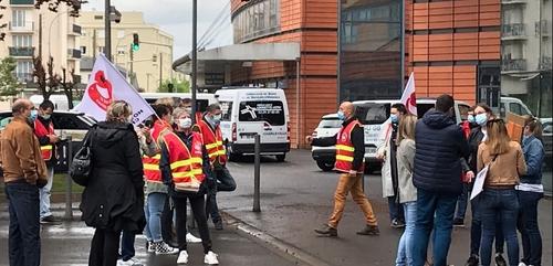 Grève pour les personnels en réanimation au CH de Charleville