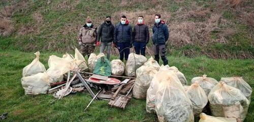 Le Team River Clean 08 organise des journées de nettoyage dans les...