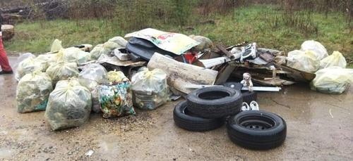 Appel à la moibilisation pour une opération de ramassage de déchets...