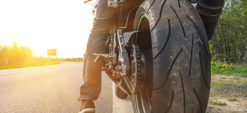 Revoir les bases de la conduite à moto lors d'une journée sécurité...