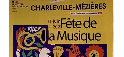 Fête de la musique à Charleville-Mézières