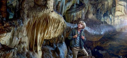Le site des grottes de Han est ouvert !