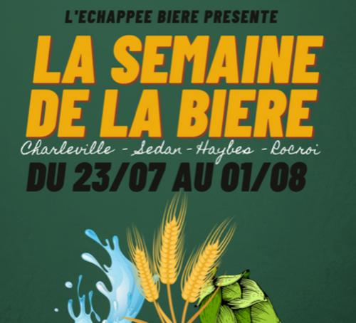 """L'Echappée Bière organise une """"Semaine de la Bière"""" dans les Ardennes"""