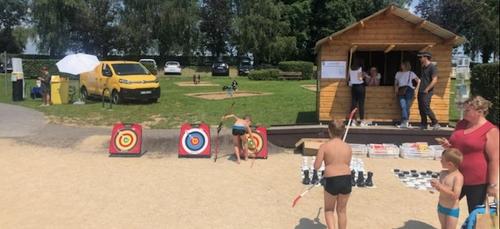 Plages et activités sportives dans les Ardennes.