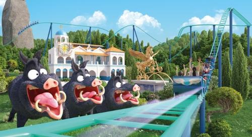 Swigg t'offre une journée incroyable au Parc Astérix !