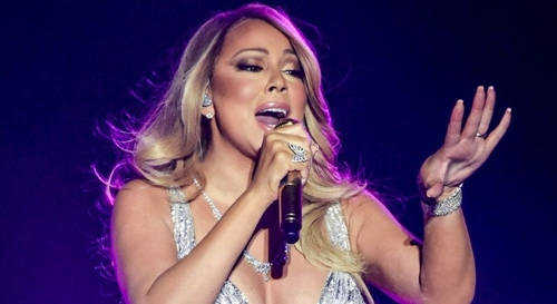 VO/VF : Mariah Carey à l'AccorHotels Arena