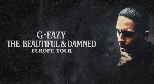 VO/VF : Gagne tes places pour le concert de G-Eazy à Paris !
