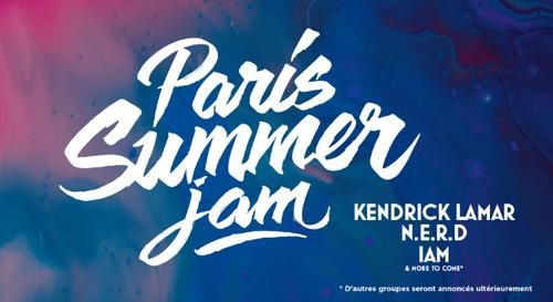 VO/VF : Tes places pour le Paris Summer Jam avec Kendrick Lamar et...