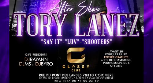 A GAGNER : Votre table VIP pour le showcase de Tory Lanez au Glassy...