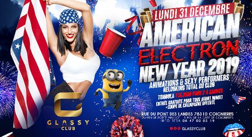 Gagne ta table VIP au Glassy Club pour le nouvel an 2019 !