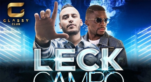 Gagnez votre table VIP pour le showcase de LECK et Camro au Glassy...